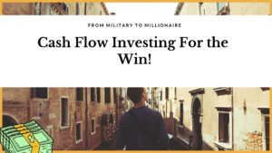 Cash Flow real estate investing