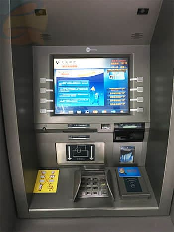 Kids' Bank ATM