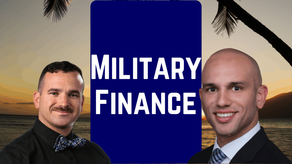 Mike Glaspie on The Military Millionaire Podcast