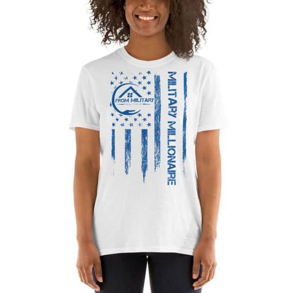product mockup tshirt white