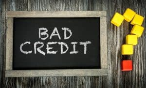 Repair your bad credit