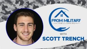 Scott Trench on The Military Millionaire Podcast