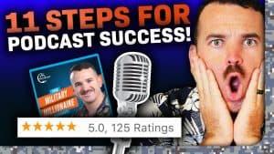 create a successful podcast