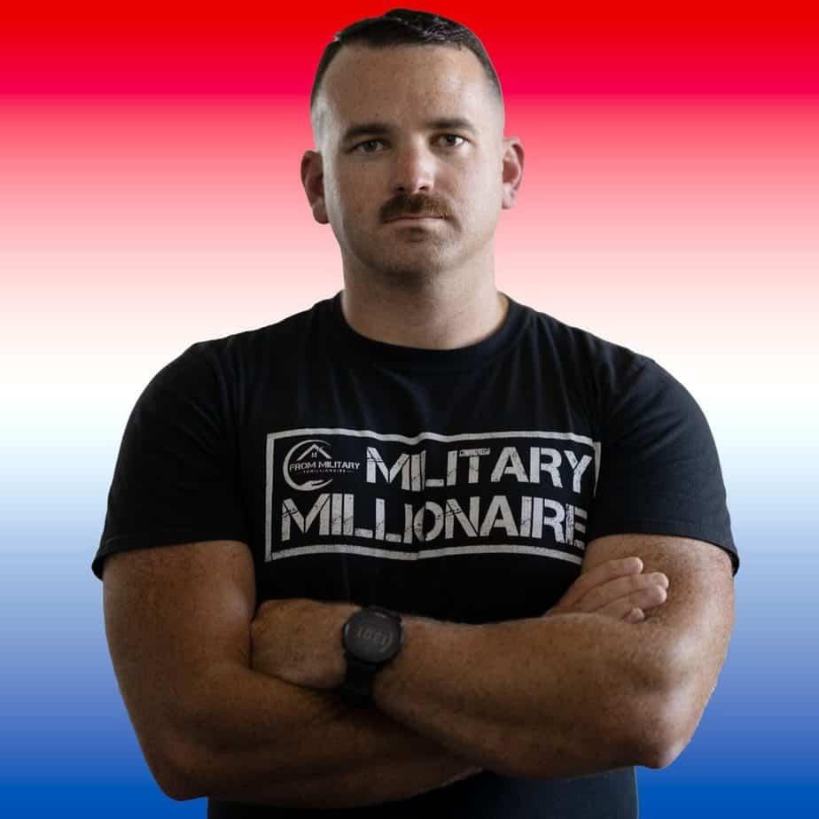 David Pere Military Millionaire