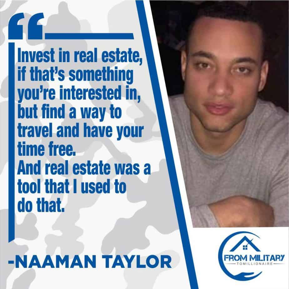 Naaman Taylor quote about traveling and experiencing other cultures
