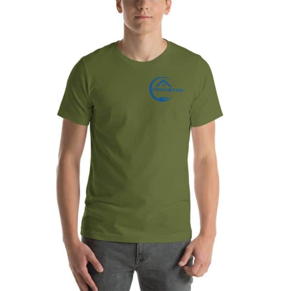 Rober Tossing T-shirt front