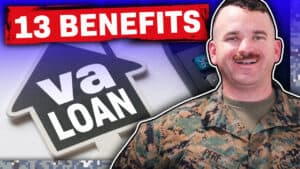 benefits of the VA loan