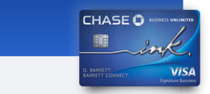 The Best Business Credit Card for Military Real Estate Investors - Chase Ink Business Unlimited