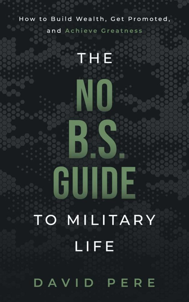 Book | The No BS Guide To Military Life