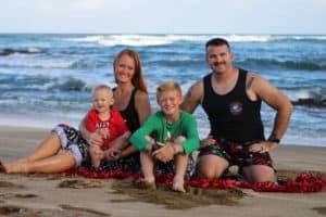 Hale Koa Hotel beach