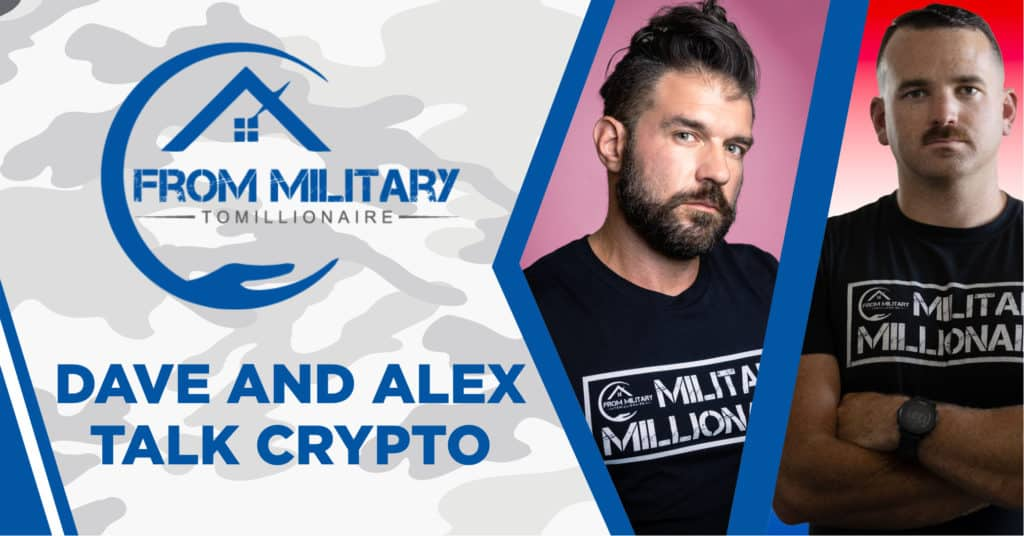 Dave and Alex talk about Crypto